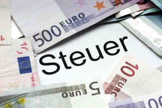 Немецкая налоговая реформа