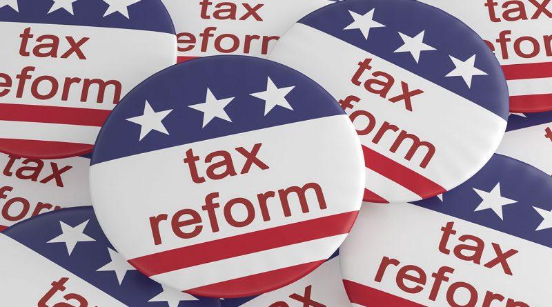 Налоговые реформы США, Законопроект о налоговой реформе