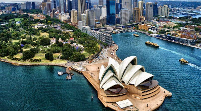 Австралийские налоги