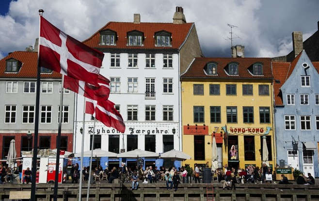 Экономика Дании