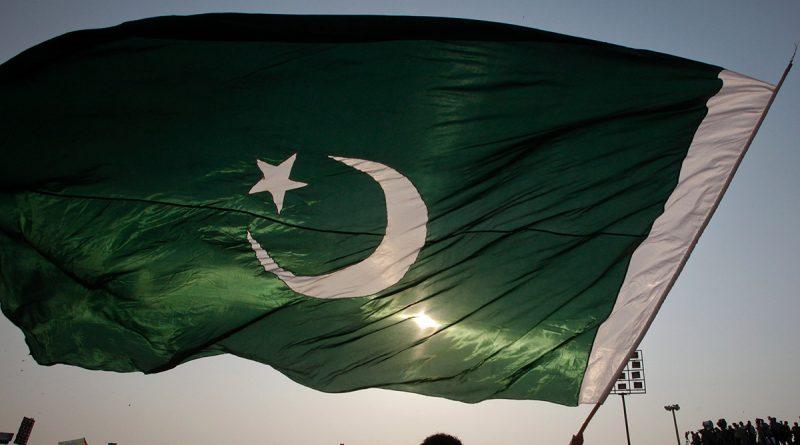 Пакистан, налоги, флаг