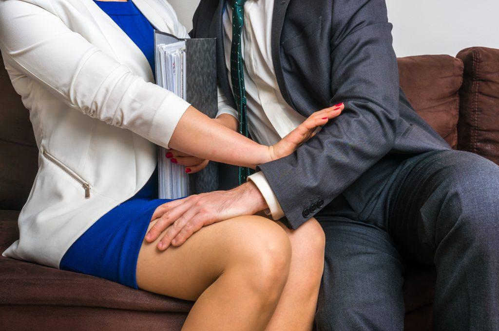 Сексуальные домогательства на работе онлайн erotika